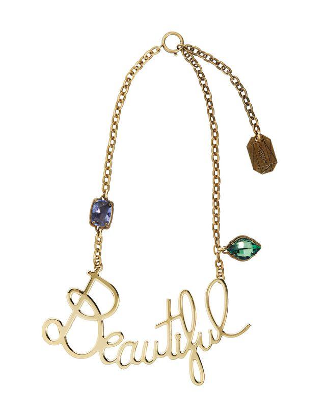 LANVIN Zandra necklace Necklace D f