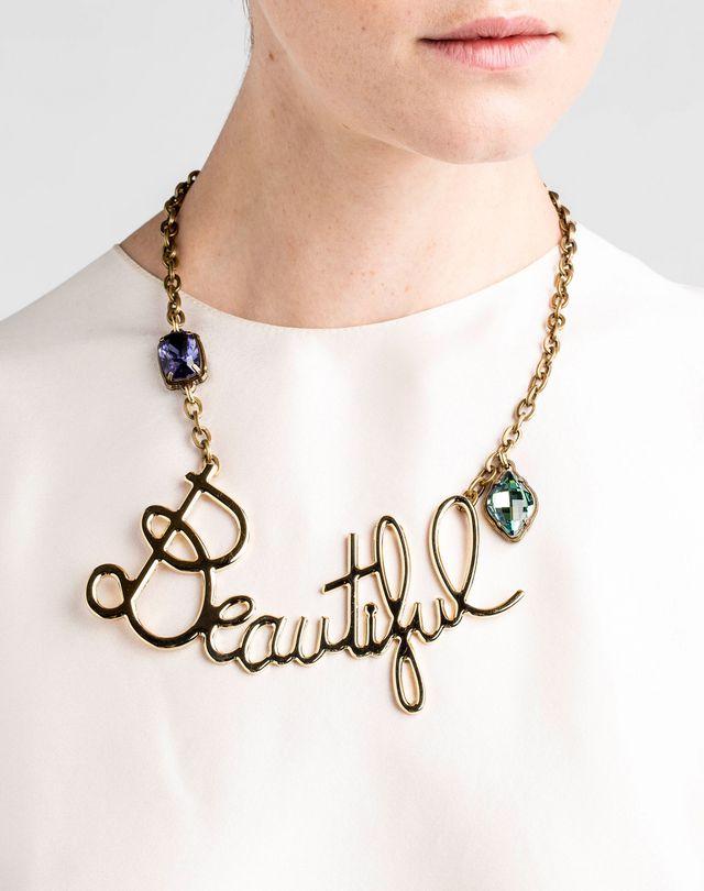 LANVIN Zandra necklace Necklace D r