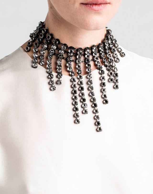 LANVIN Kristin choker Necklace D r