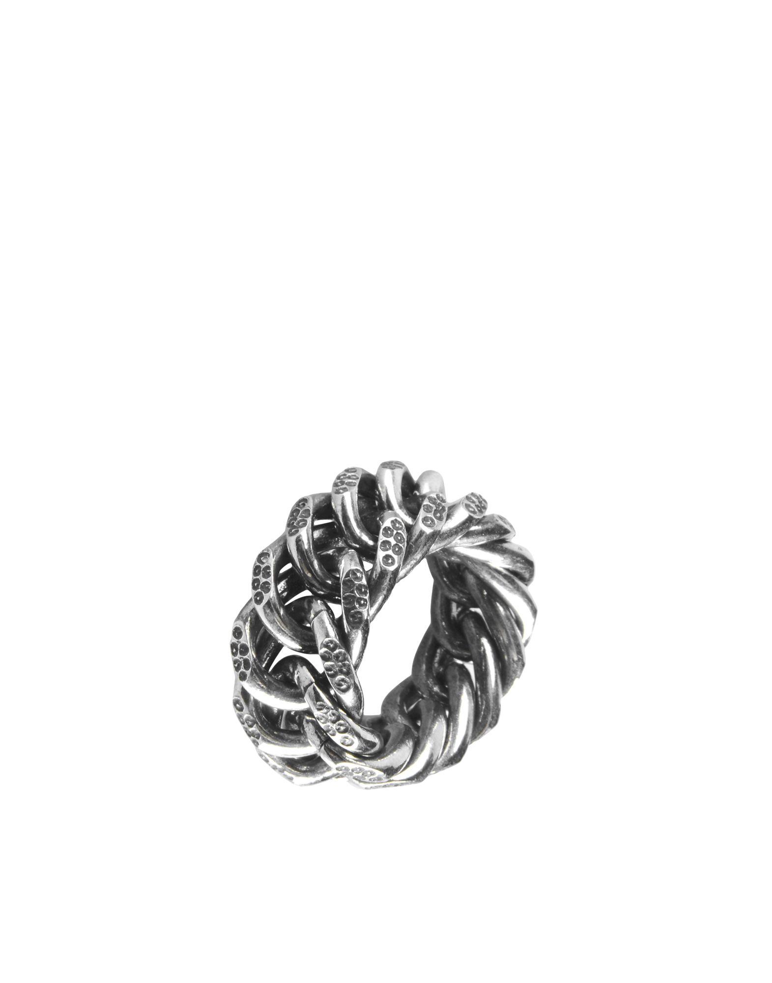 《期間限定 セール開催中》FIRST PEOPLE FIRST メンズ 指輪 シルバー 19 シルバー925/1000 ROCK GROUMETTE RING