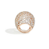 POMELLATO Ring Arabesque A.B330 E r