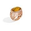 POMELLATO Ring Arabesque A.B331 E f