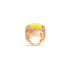 POMELLATO Ring Arabesque A.B331 E r