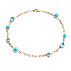 Halskette Capri