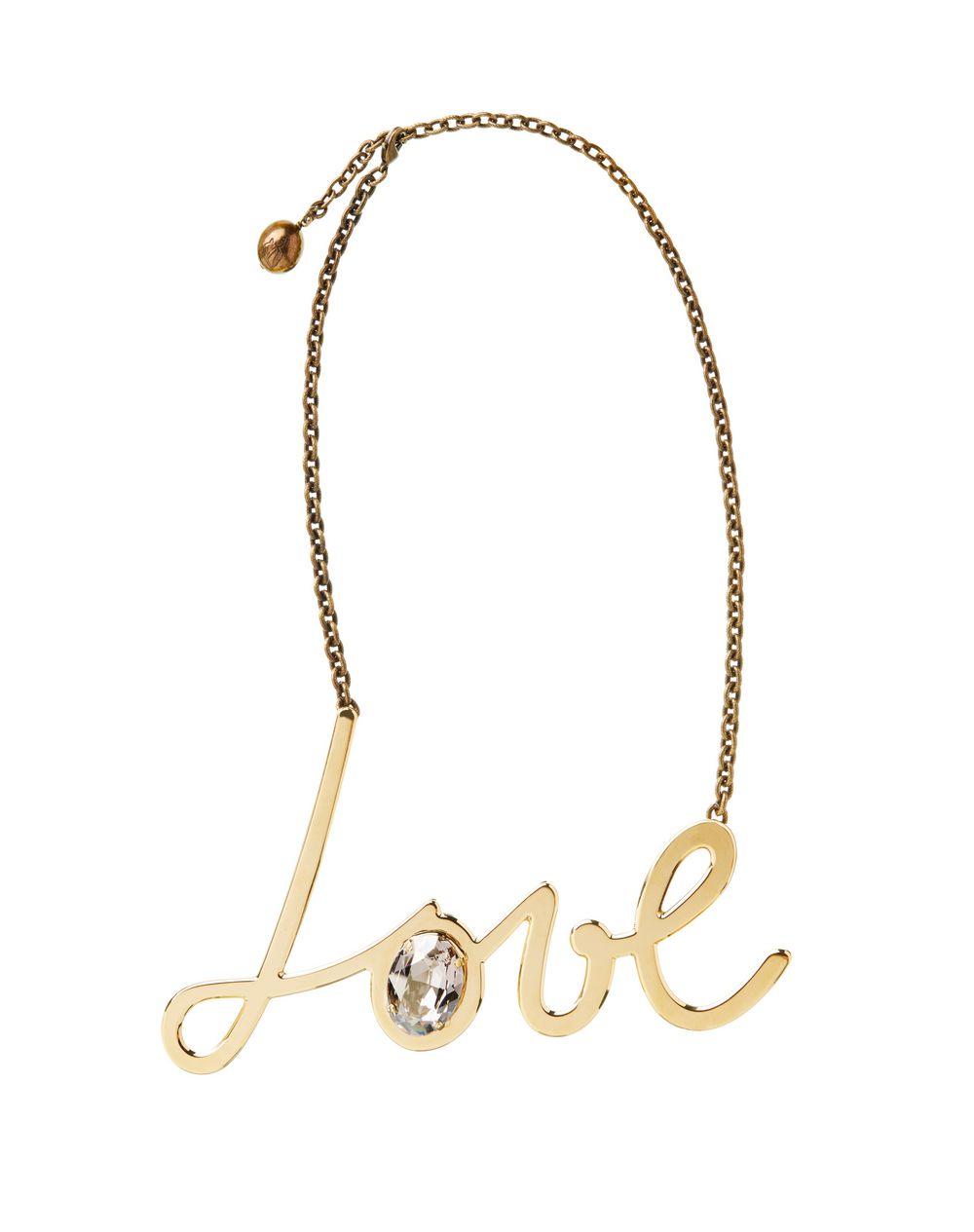 Iconic Love Necklace - Lanvin