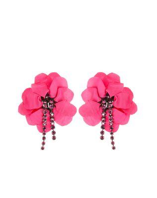 LANVIN Gina clip earrings Earrings D f