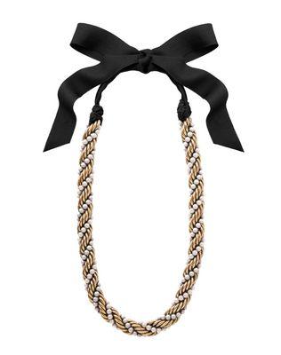 LANVIN Virna long necklace Necklace D f