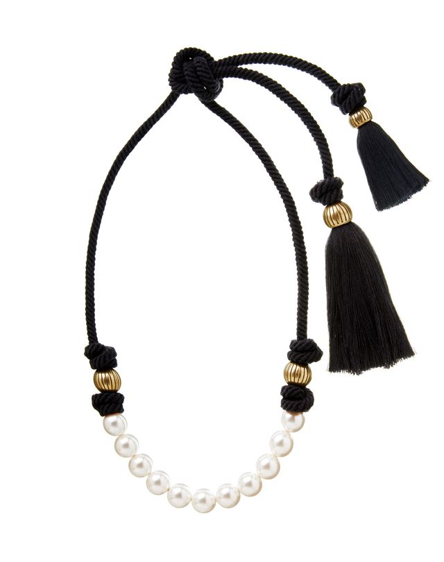 LANVIN Chiara short necklace Necklace D f