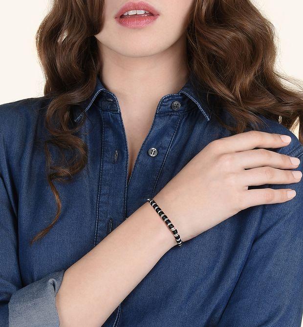 DODO Bracelet E Bracelet avec mini grains a
