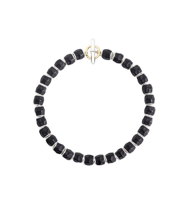 DODO Bracelet E Bracelet avec mini grains f