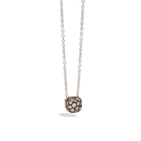 POMELLATO Pendant with chain Nudo F.B501 E f