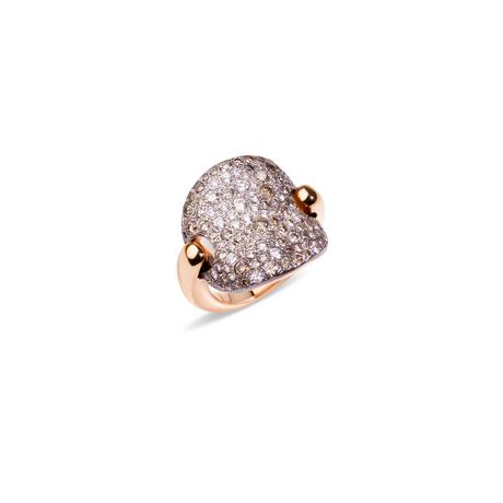 POMELLATO Ring Sabbia A.B607BO7 E f