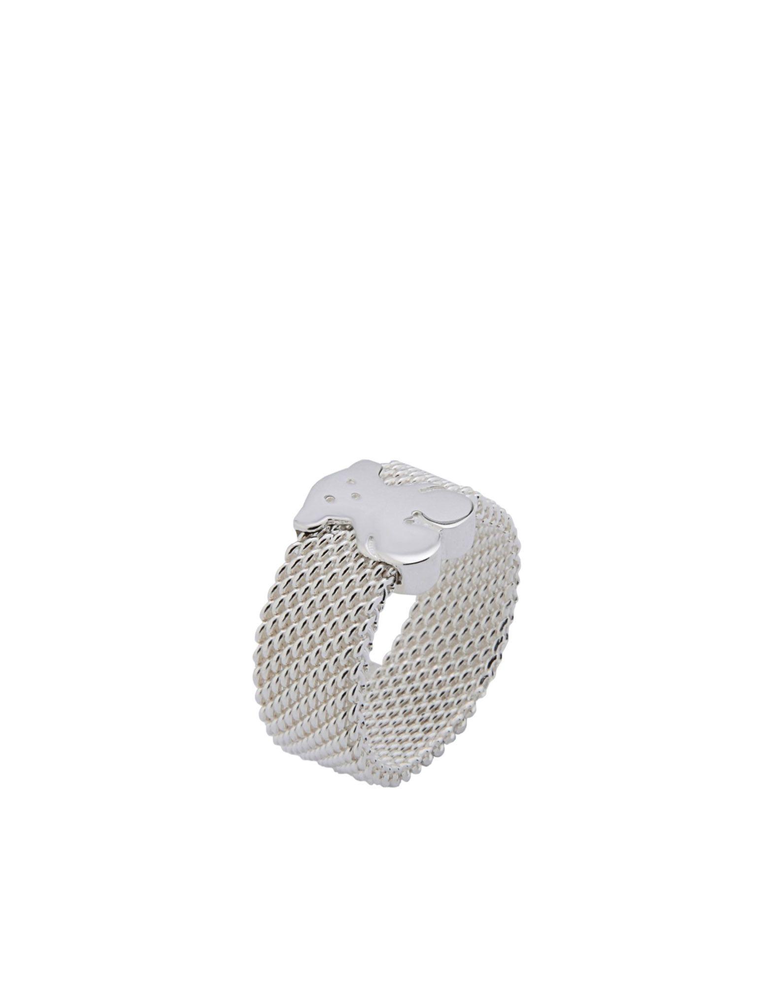 《送料無料》TOUS レディース 指輪 シルバー 14 シルバー925/1000