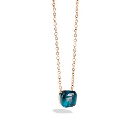 POMELLATO Pendant with chain Nudo F.B601 E f