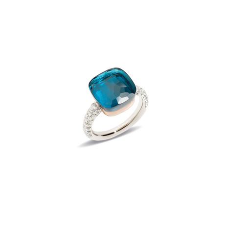 POMELLATO Ring Nudo A.B401 E f