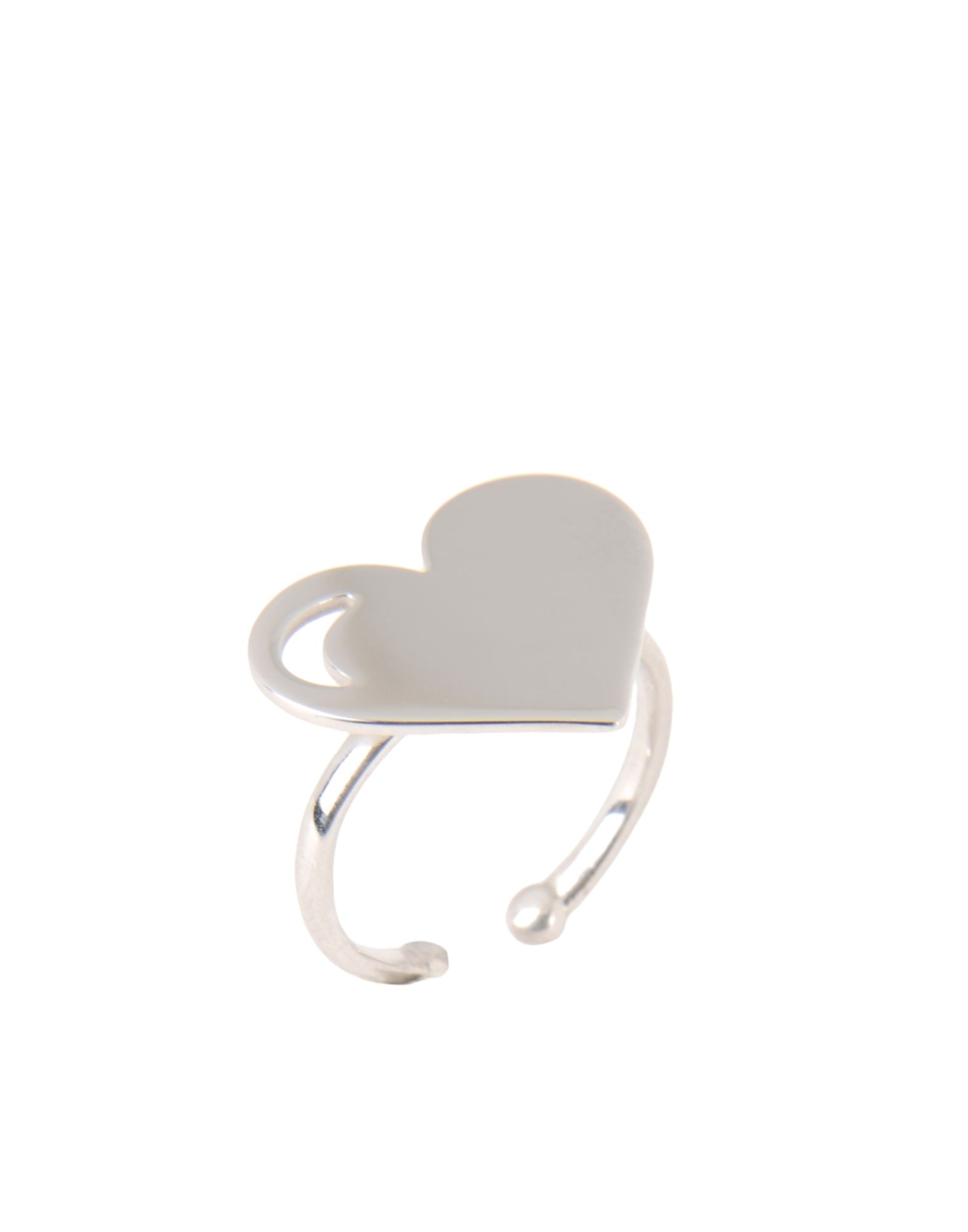 《セール開催中》FIRST PEOPLE FIRST レディース 指輪 シルバー one size シルバー925/1000 Fun Ring Pure Heart
