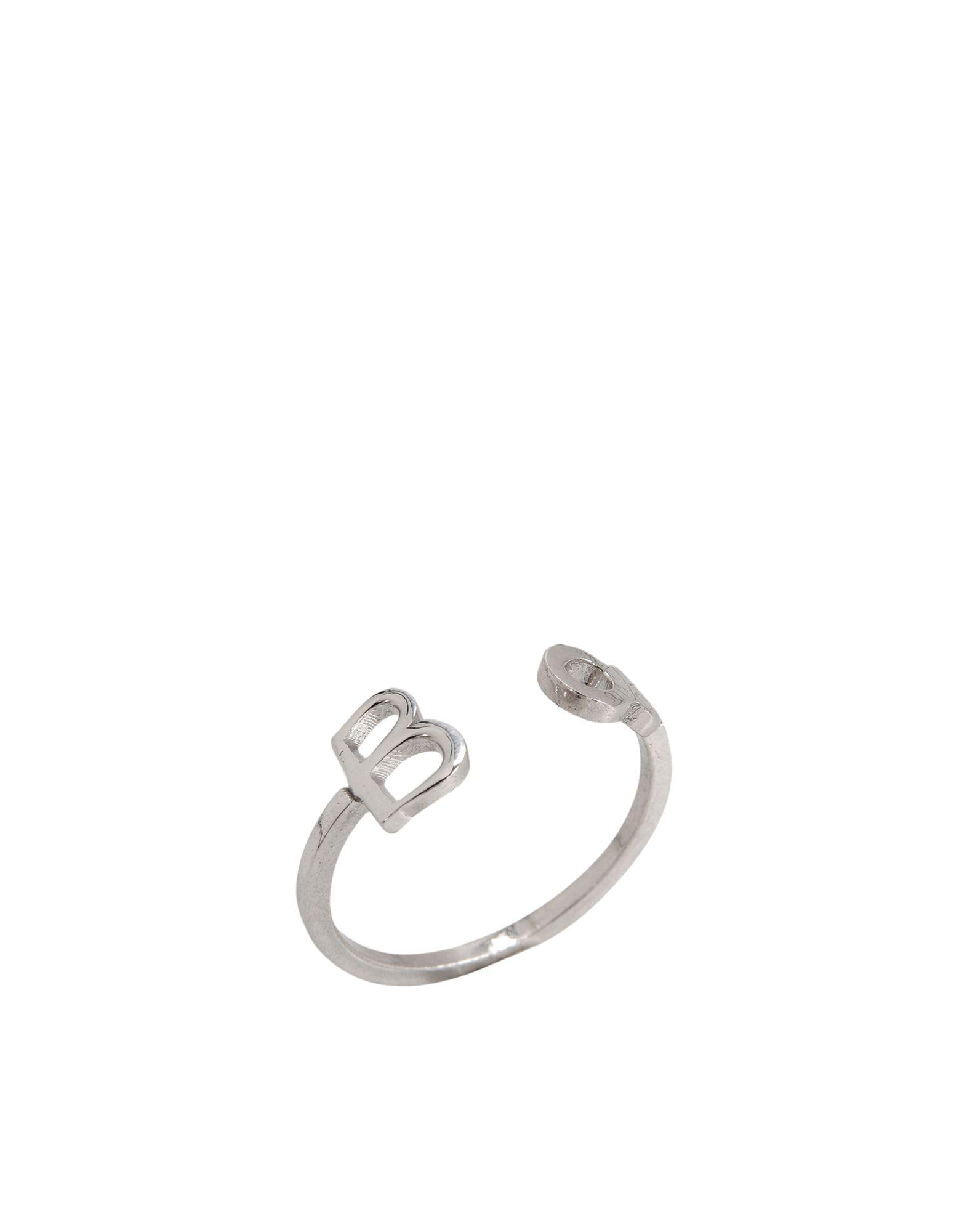 《セール開催中》FIRST PEOPLE FIRST レディース 指輪 シルバー one size シルバー925/1000 RING LETTERING-STICK