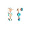 POMELLATO Earrings Capri O.B610 E r