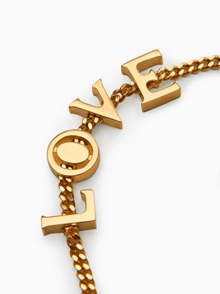 "Chloé ""LOVE"" bracelet"