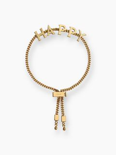 "Chloé ""HAPPY"" bracelet"