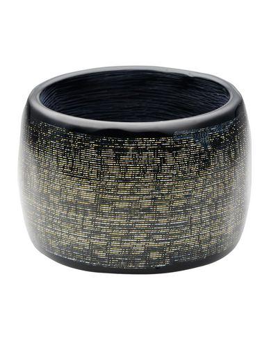 YOOX.COM(ユークス)TOM REBL レディース ブレスレット プラチナ プレキシガラス樹脂