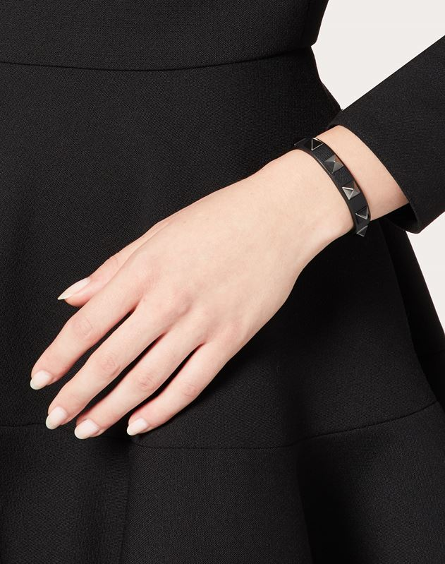 Rockstud Noir Bracelet
