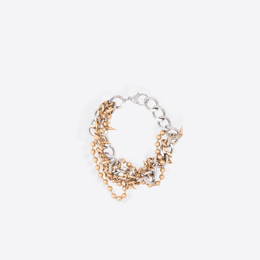BALENCIAGA Chain Necklace Chain Jewelry D f