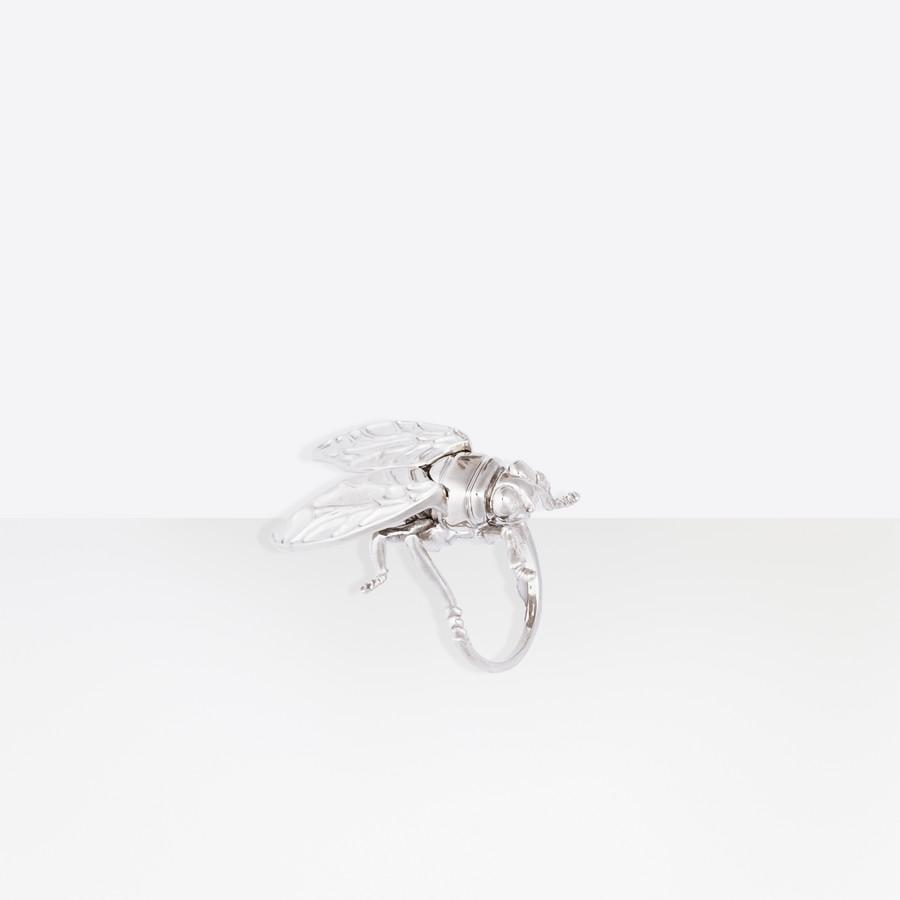 BALENCIAGA Bug Ring Bug Jewelry D f