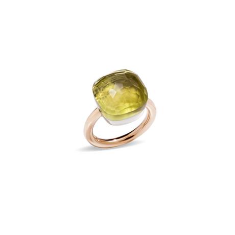 POMELLATO Ring Nudo A.B704M E f