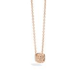 POMELLATO F.B704 E Pendant with chain Nudo f