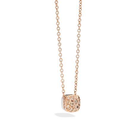 POMELLATO Pendant with chain Nudo F.B704 E f
