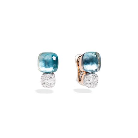 POMELLATO Earrings Nudo O.B704 E f