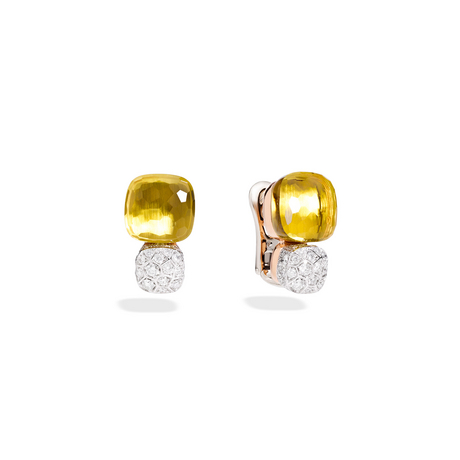 POMELLATO Earrings Nudo O.B704 E f