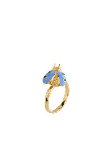 Фото - Женское кольцо SRETSIS золотистого цвета