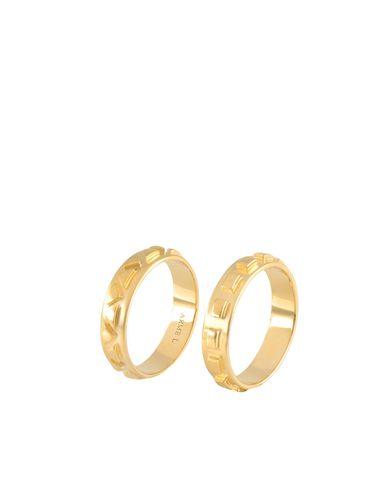 Фото - Женское кольцо  золотистого цвета