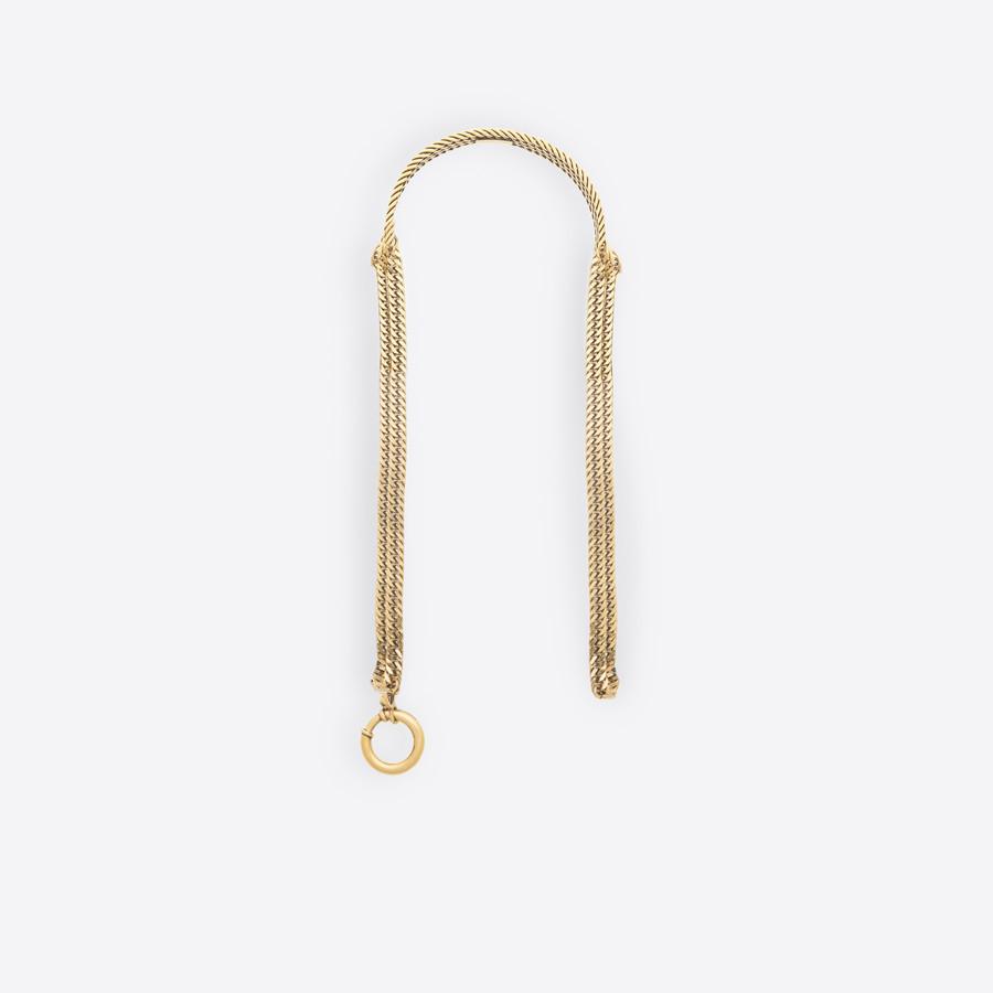 BALENCIAGA Scarf Necklace  Scarf jewelry D f