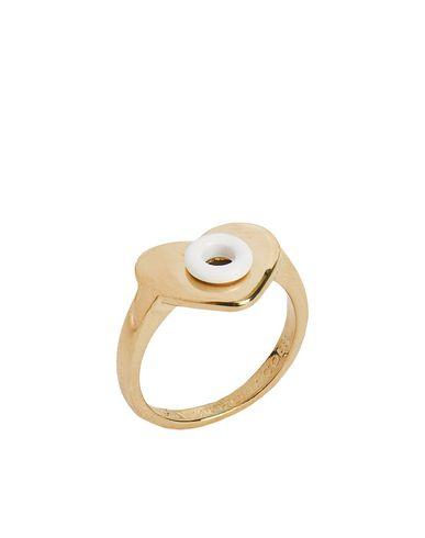 Фото - Женское кольцо  белого цвета