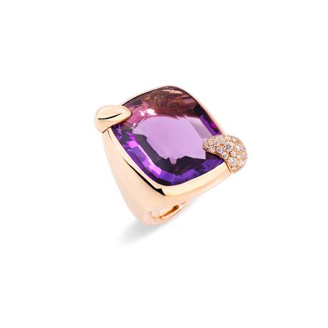 POMELLATO Ring Ritratto A.B708G E f