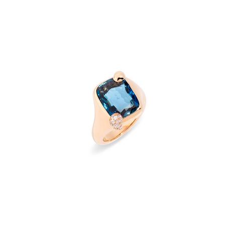 POMELLATO Ring Ritratto A.B708P E f