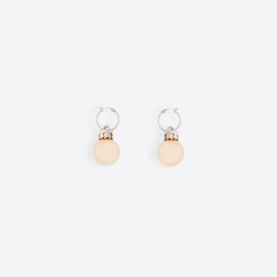 BALENCIAGA December Earrings Ball Seasonal Jewelry D f