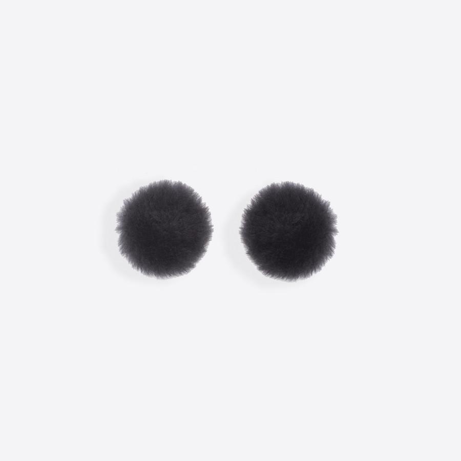 BALENCIAGA Button Earrings Button Jewelry D f