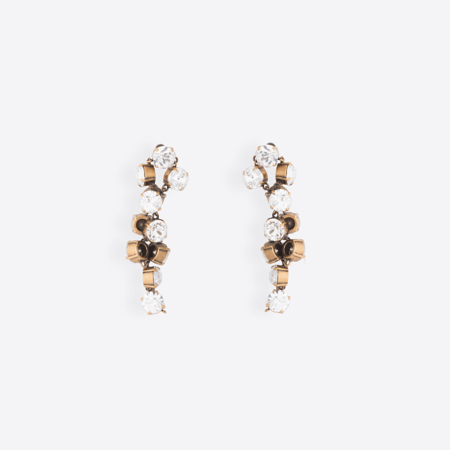 BALENCIAGA Twist Earrings Seasonal Jewelry D f