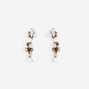 BALENCIAGA Seasonal Jewelry D Twist Earrings f