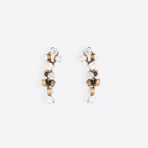 BALENCIAGA Seasonal Jewelry Woman Twist Earrings f