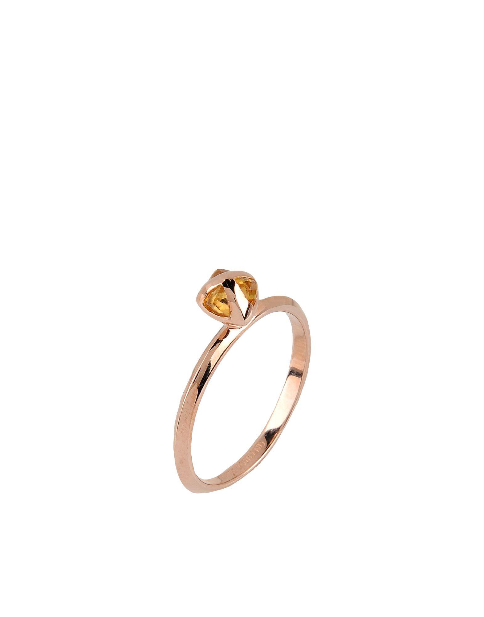KATIE ROWLAND Damen Ring Farbe Altrosa Größe 17