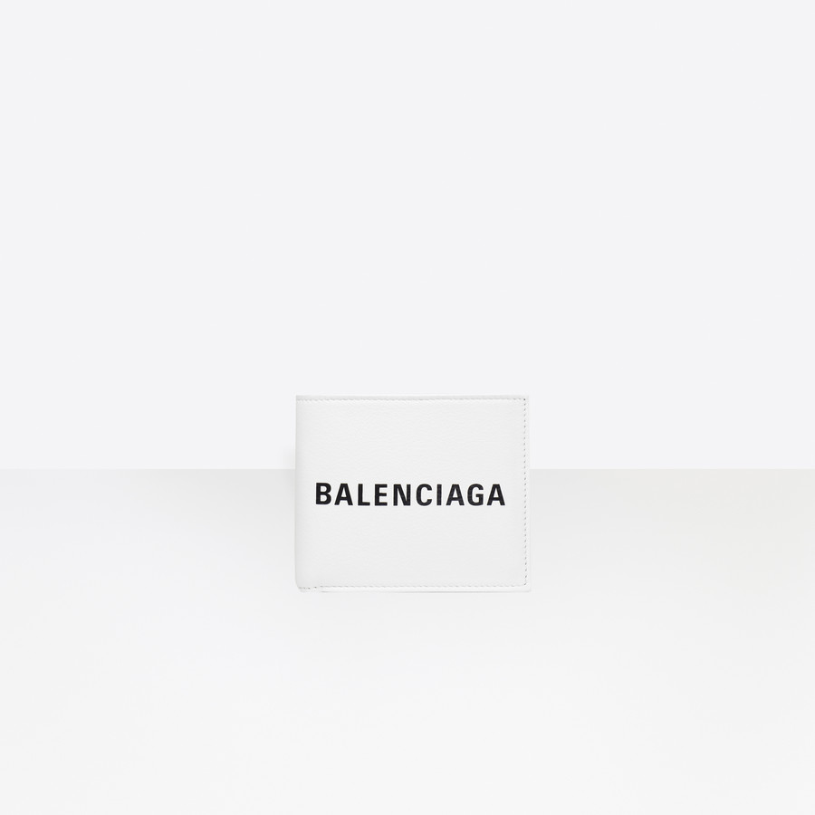 BALENCIAGA Everyday Square Wallet Shopping Accessories Man f