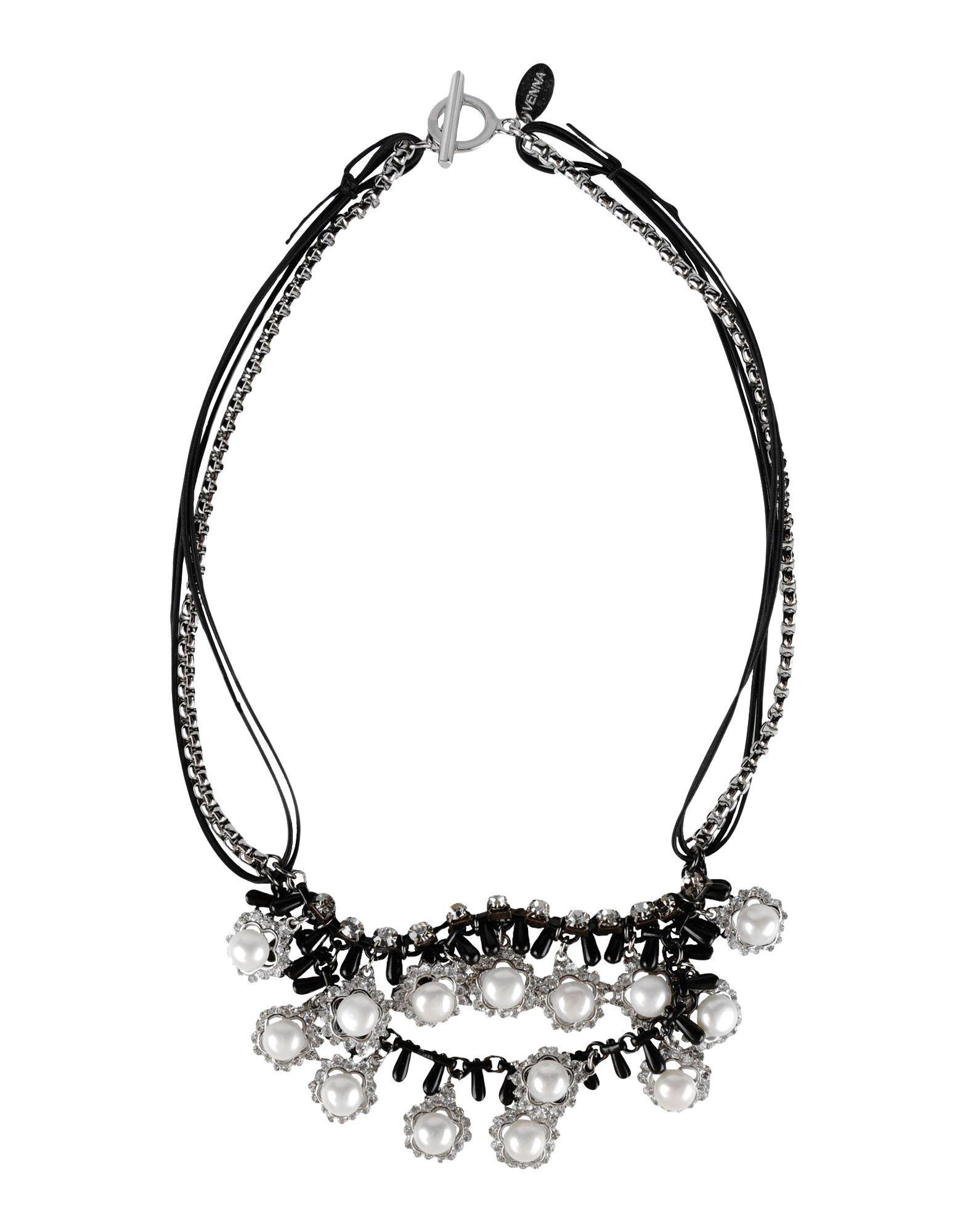 VENNA Necklace in Silver
