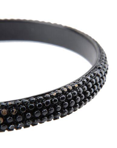 Фото 2 - Женский браслет  черного цвета