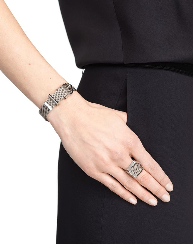 LANVIN CHAIN RING Ring D d