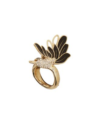 LANVIN Ring D BIRD RING F